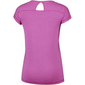 Columbia Peak to Point T-shirt à manches courtes Femme, haute pink